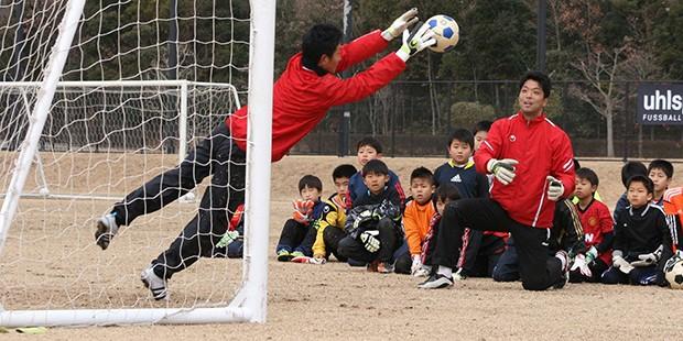 武田幸生『JFAnews11月情報号』掲載記事のお知らせ「ゴールキーパーを楽しもう」