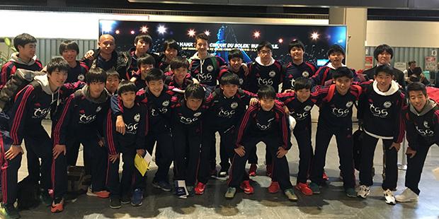 東急SレイエスFC U-15 スペイン遠征2017レポート・前編