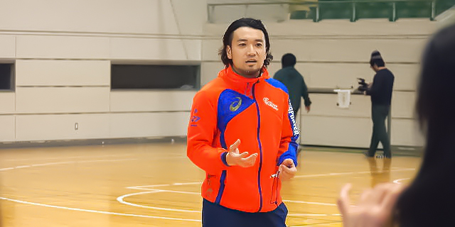 <レポート>小宮山友祐 ・ALAサッカースクール主催フットサルクリニック
