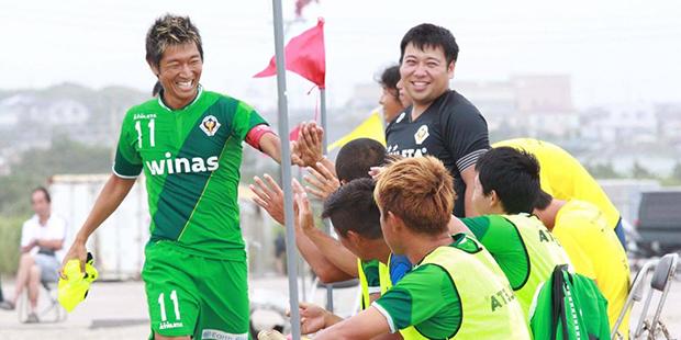後藤崇介 ビーチサッカー日本代表候補トレーニングキャンプ参加のお知らせ