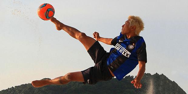 後藤崇介 ビーチサッカー日本代表候補 トレーニングキャンプメンバー選出のお知らせ